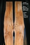 1165 & 1166 Jewell Hardwoods Maple Slab